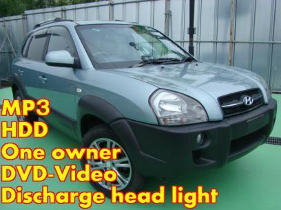 Japanese Used HYUNDAI JM 270X 270X 2007 SUV for Sale