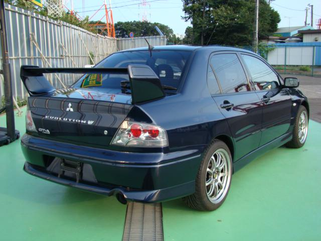 Japanese Used MITSUBISHI LANCER EVOLUTION GTA GTA 2002 Sedan for